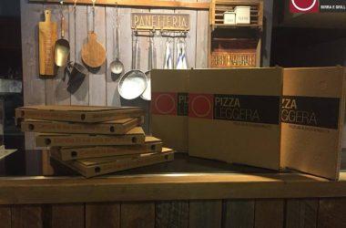 Pizza d'Asporto Leggera - Calusco D'adda