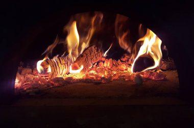 Pizza forno a legna Bergamo