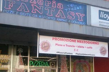 Pizzeria Fantasy - Albino Bg