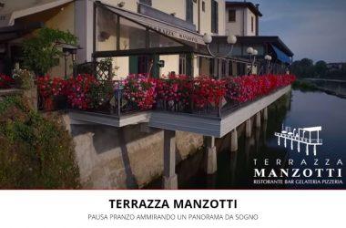 Ristorante Terrazza Manzotti - Canonica d'Adda