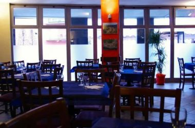 Sala Osteria Carpe Diem Terno D'Isola